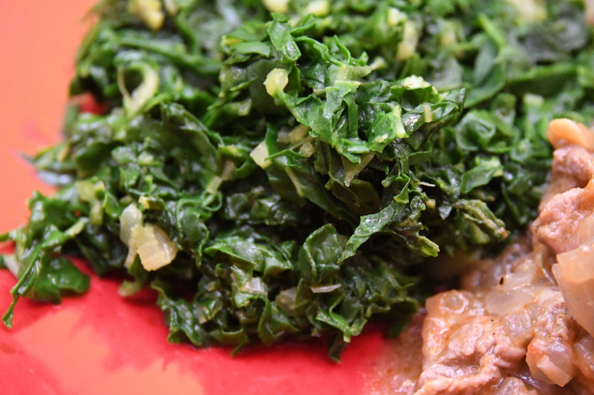 Tasty Butter Spinach