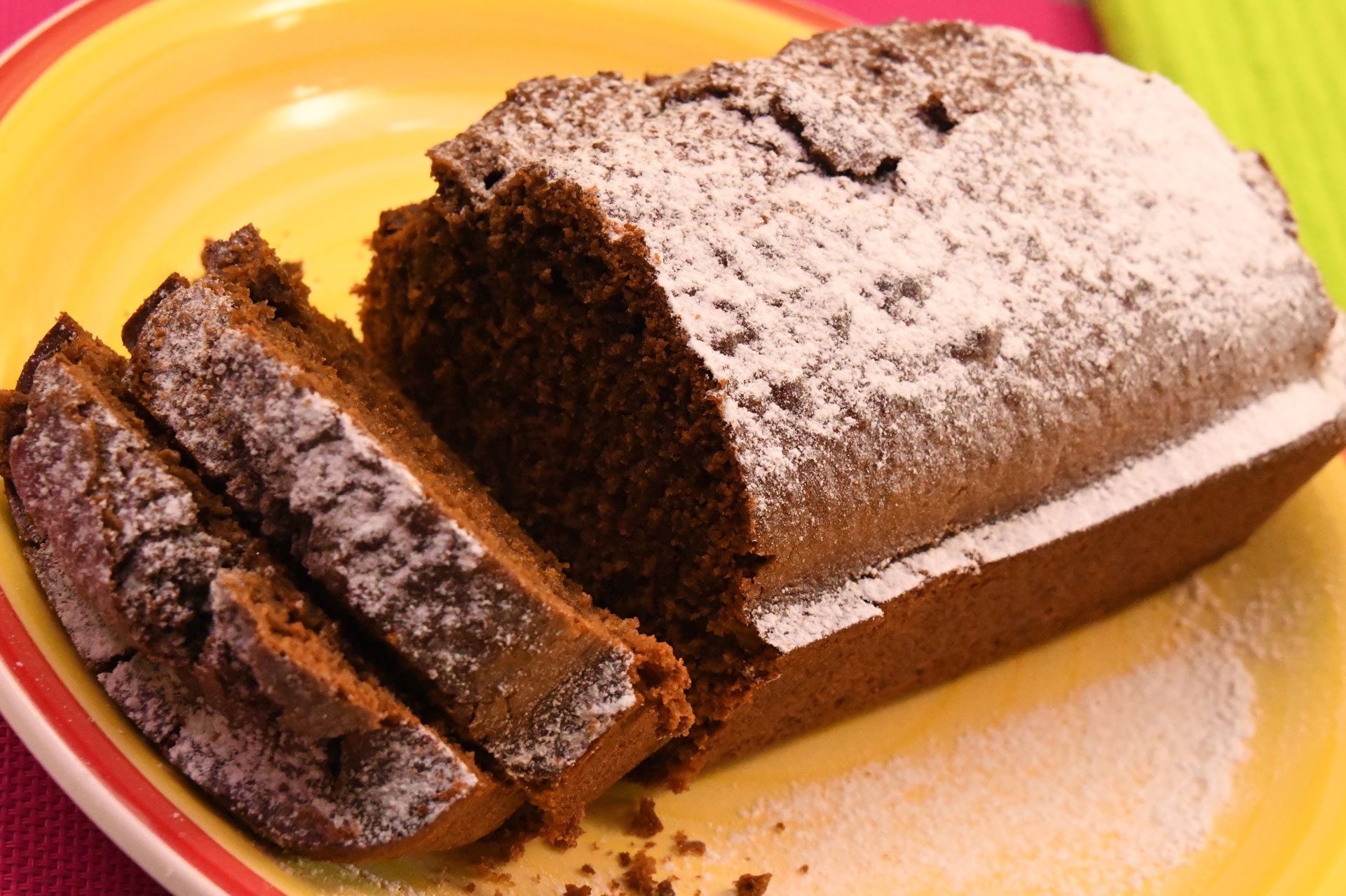 Home-made Coffee Cake