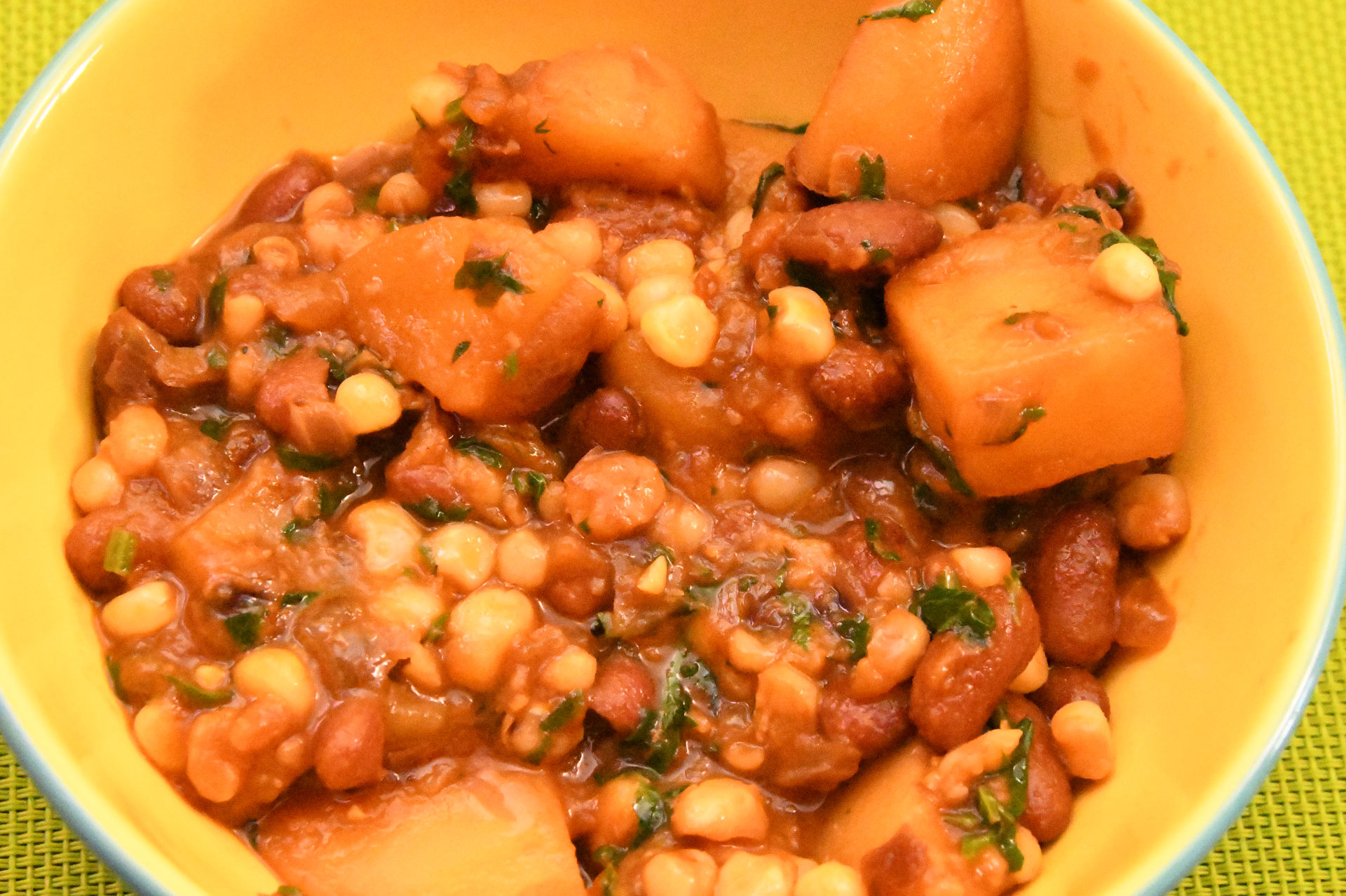 How to make tasty Githeri Fry