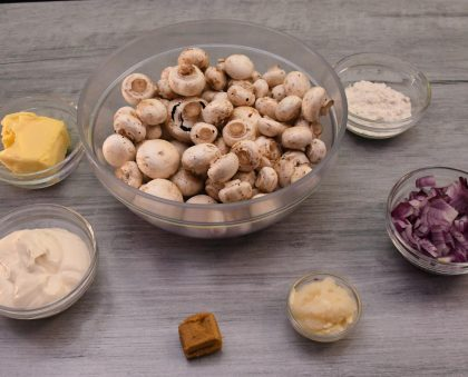 Clean your Mushrooms Like a Pro