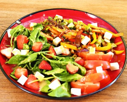 Hearty Veg Salad