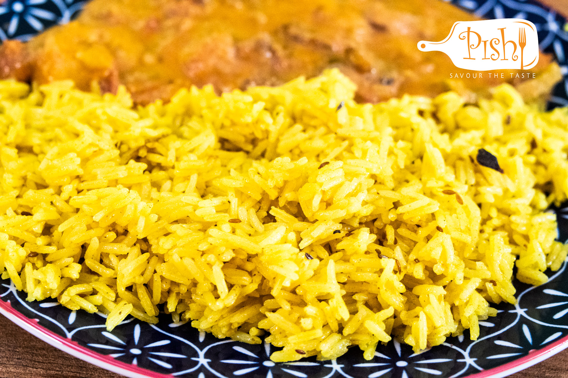 Aromatic Turmeric Rice