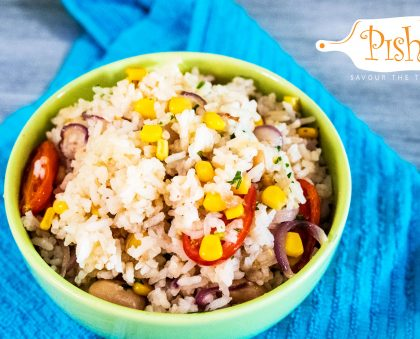 Tasty Veg Rice