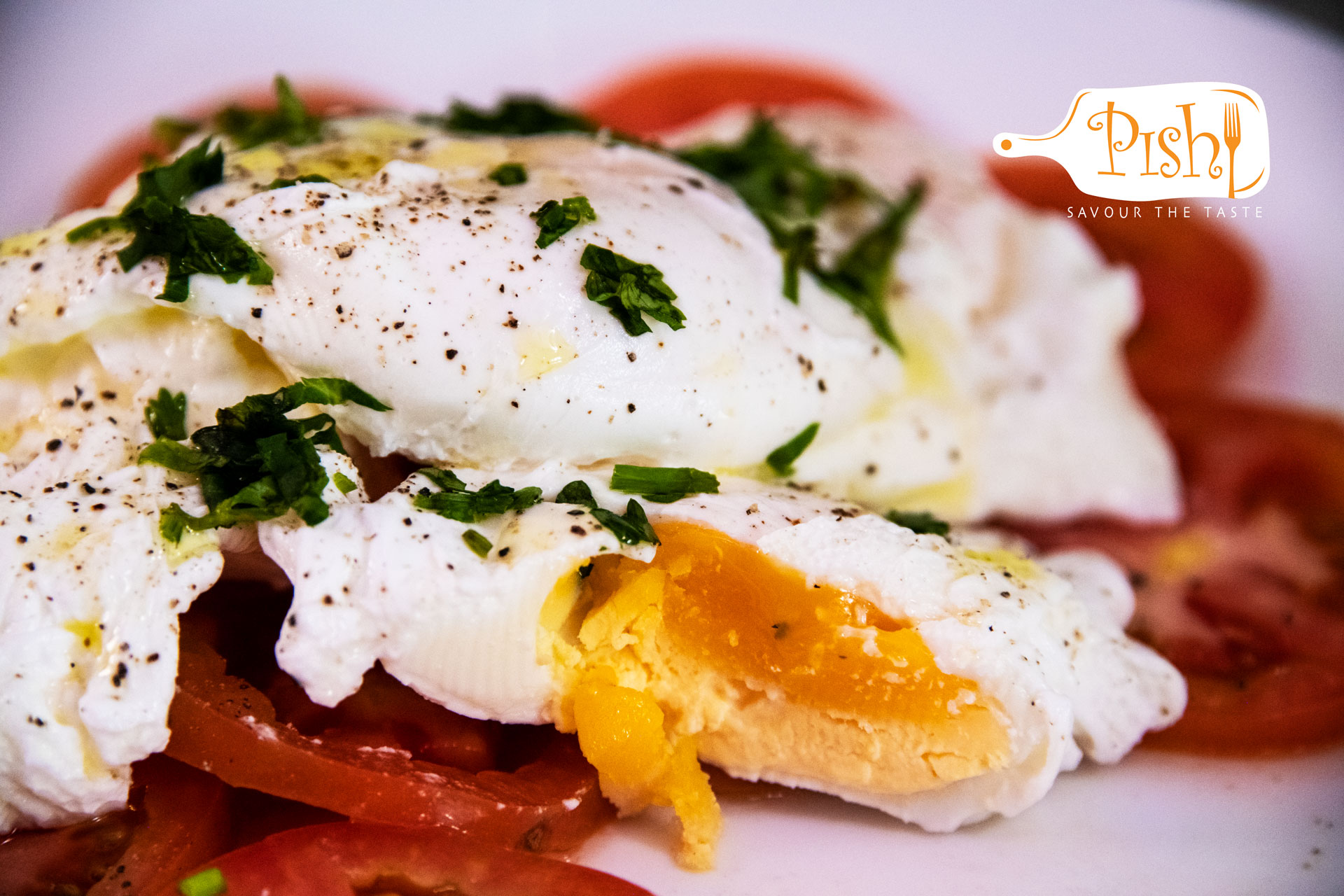 Old-fashioned Poached Eggs