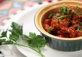 Tomato and Herb Beef Stew
