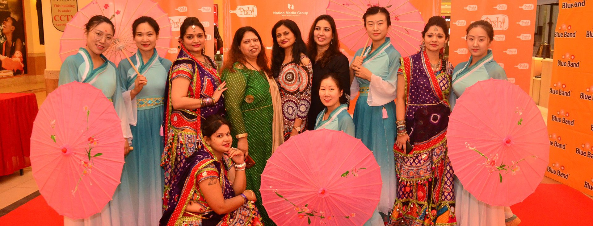 Asian Culinary Delights at The Pishi Indo-Chinese Food Expo