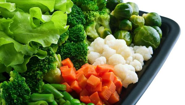 Nutrients for women aged 56 and over