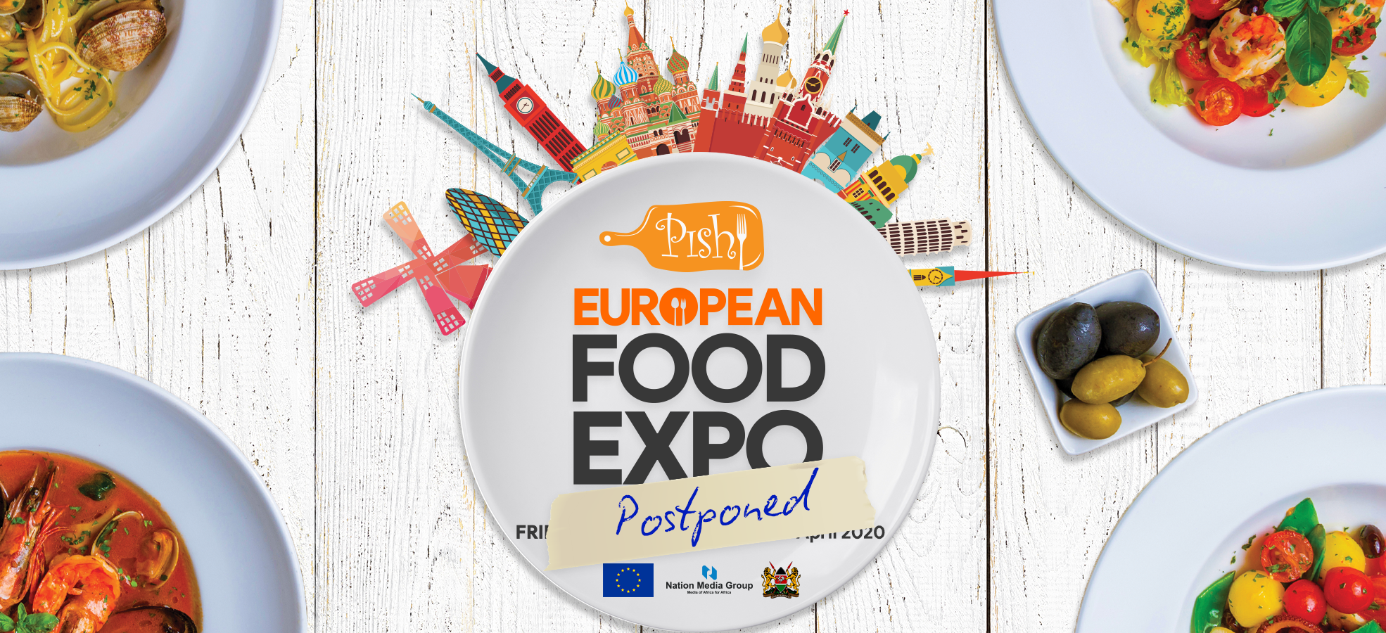 The Nation Media Group PISHI European Food Expo
