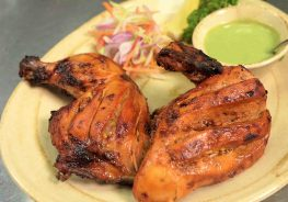 Tandoori Chicken – Bukhara by Haandi