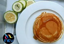 #PISHIHomeChef of the week: Fluffy Pancakes
