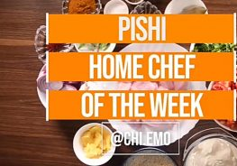 #PISHIHomeChef of the week: Rosemary Chicken