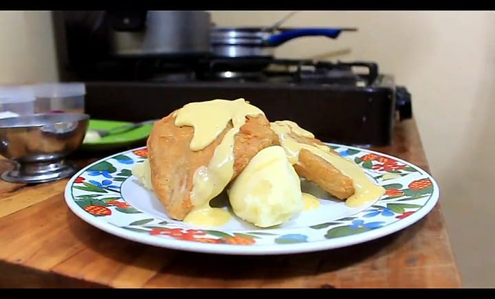 #PISHIHomeChef: Beer Battered Fish